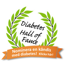 Diabetes Hall of Fame Nominera