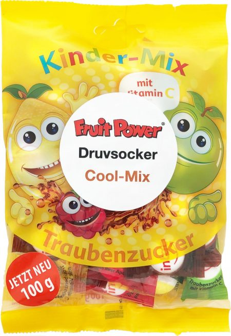 Druvsocker Coolmix