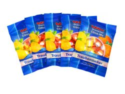 Druvsocker Citrusmix 5-pack