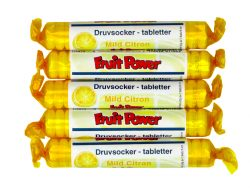 Druvsocker Mild Citron 5-pack