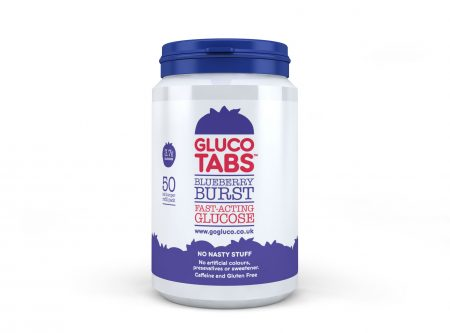 gluco tabs blueberry