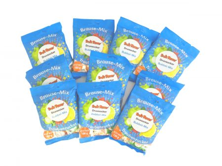 Druvsocker Bubbelmix 10-pack