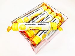 Druvsocker Mild Citron 15-pack